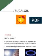 DECIMA SEMANA CALOR