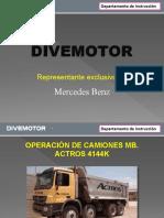 OPERACIÓN DE CAMIONES MERCEDES BENZ ACTROS 4144K.pptx