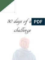 30 days of smut challenge