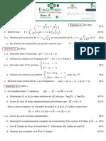 Examen Bac 2 2020 Math Préparation 11
