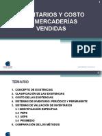 TEMA 55 INVENTARIOS Y COSTOS DE VENTAS