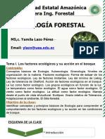 CONFERENCIA No.1 LOS FACTORES ECOLÓGICOS Y SU ACCION EN EL BOSQUE (1).pptx