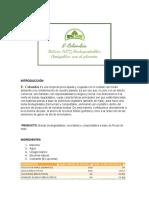 Diseño de un plan de manejo ambiental para producto o servicio