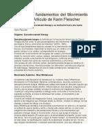 Orígenes y fundamentos del Movimiento Auténtico. Karin Fleischer.docx