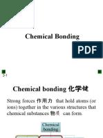 Chemical Bonding
