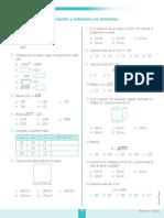 1RO Potenciación-y-radicación-con-decimales NIVEL 0
