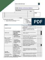 Rúbrica e Informe de Metrados de Estructuras Metálicas Rev2