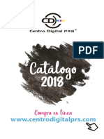 2018 catalogo digital ACTUALIZADO