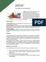 4.1 Acciones actividad FinanzasPersonales.com