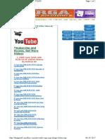 Core java OCJP Content Index