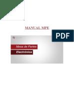 MANUAL MPE