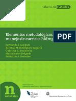 Elementos Metodologicos para el Manjeo de Cuencas Hidrograficas.pdf