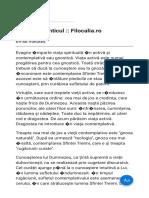 Evagrie Ponticul   Filocalia.ro
