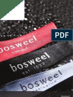 Bosweel katalog