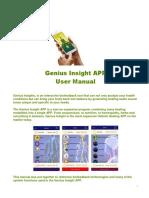 Genius Insight APP User Manual 2.1