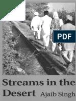 Ajaib Singh, Russell Perkins(Editor) - Streams in the Desert-Sant Bani Ashram (1982).pdf
