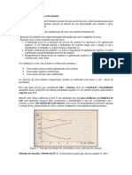Estabilizacão Quimica( Estabilizacão Solo-Cimento)