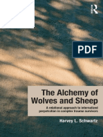 Harvey L. Schwartz - The Alchemy of Wolves and Sheep_ A Relational Approach to Internalized Perpetration in Complex Trauma Survivors-Routledge (2013).pdf