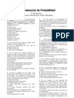 Autoevaluación Probabilidad MCS II