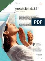 Fotoprotección facial - FPS y formas cosméticas.pdf