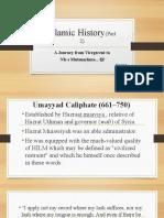 Islmaic History(Part 2)