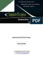 25 Service Manual -Gateway Ec14t Ec18t