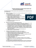 DTI_Guidelines on Minimum Health Protocol for Dine-In Restaurants and Fast Food Establishments