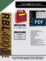 RBL4000-LITHIUM