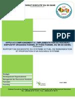 7-RAPPORT DE DIAGNOSTIC DU SYSTEME ACTUEL DE REMUNERATION ET PROPOSITION -NOUVEAU SYSTEME ok