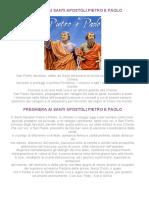 PREGHIERA AI SANTI APOSTOLI PIETRO E PAOLO.docx