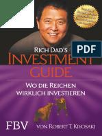 Robert T. Kiyosaki - Rich Dad's Investmentguide_ Wo und wie die Reichen wirklich investieren-Finanzbuch Verlag (2015).epub