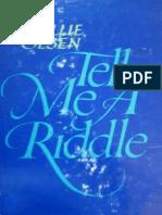 Tell_Me_a_Riddle_-_Tillie_Olsen