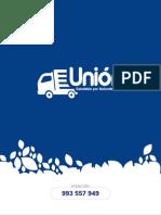 Catalogo Delivery Unión 2020