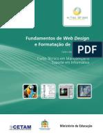 Rede eTec Brasil - Fundamentos de Web Design e Formatacao de Imagem