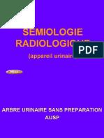 Anatomie radiologique standard appareil urinaire