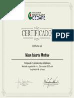 Certificado - Nilson Eduardo Monteiro.pdf