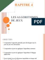 Chapitre 4 Algorithmes de jeux.pptx