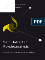 Jill Savege Scharff, Stanley A. Tsigounis - Self-Hatred in Psychoanalysis_ Detoxifying the Persecutory Object-Routledge (2002).pdf