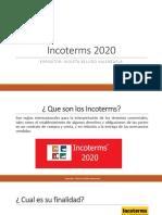 Incoterms 2020 - Curso Logistica