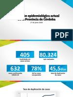 FINAL Situacion Epidemioogica 27-06-20 Corregido