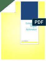 Longman Topic Activator