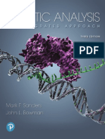 @MBS MedicalBooksStore 2019 Genetic Analysis an Integrated Approach