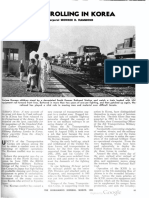 Wheels Rolling in Korea The Signalman's Journal March 1953