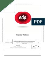 PADRAO TECNICO - EDP
