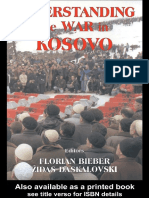 Florian Bieber, Zidas Daskalovski - Understanding the War in Kosovo (2003).pdf