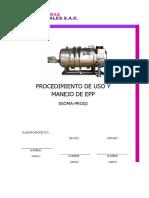PROCEDIMIENTO DE EPP.doc