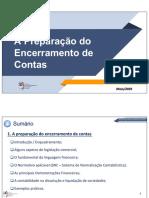 A Preparação Do Encerramento de Contas (Dr. José Luís Martins)