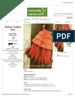 CROCHET - Sedona Toddler Skirt.pdf