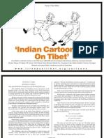 Indian Cartoonists on Tibet