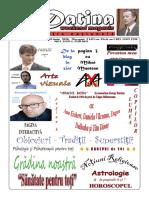 Datina - Ediție Națională -27-28.06.2020 - prima pagină